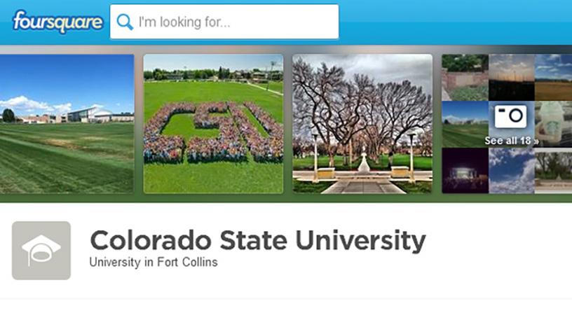 CSU Foursquare